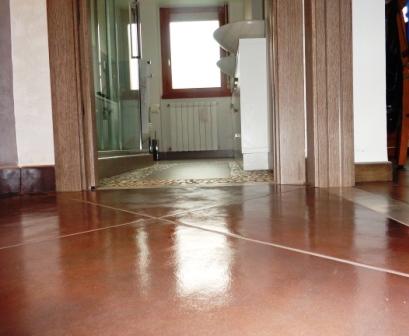 pavimento cotto per interni sap