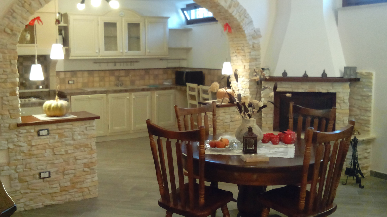 cucina in muratura sap colleferro roma8