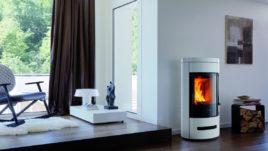 Arredo casa edilizia termoidraulica sap ceramiche - Stufe pellet moderne ...